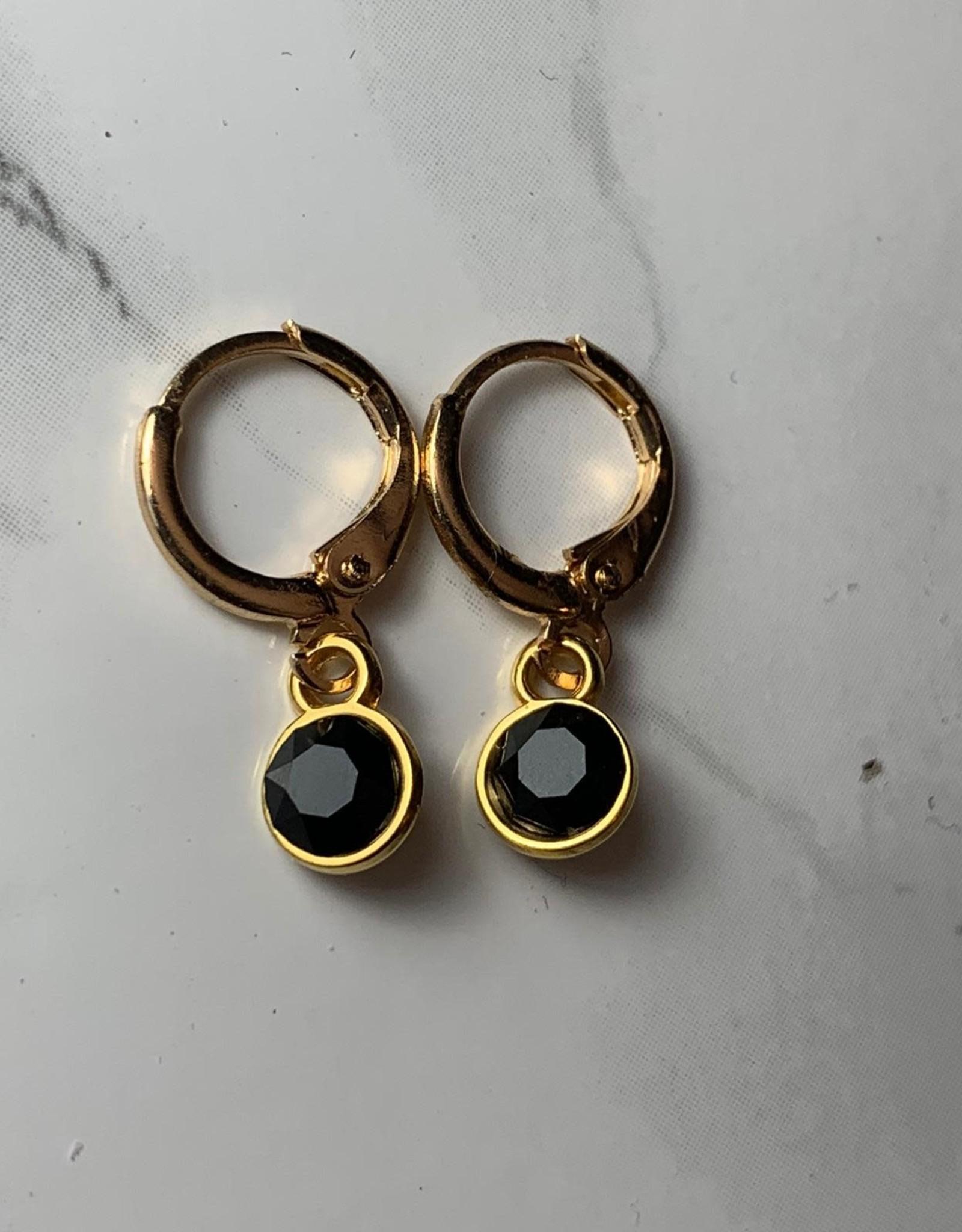 Swarovski Black Gold