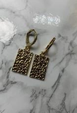 Leopard print Silver