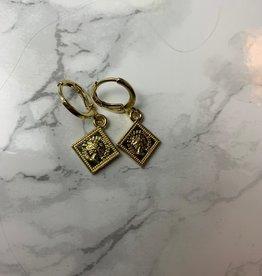 Diamond Face Gold
