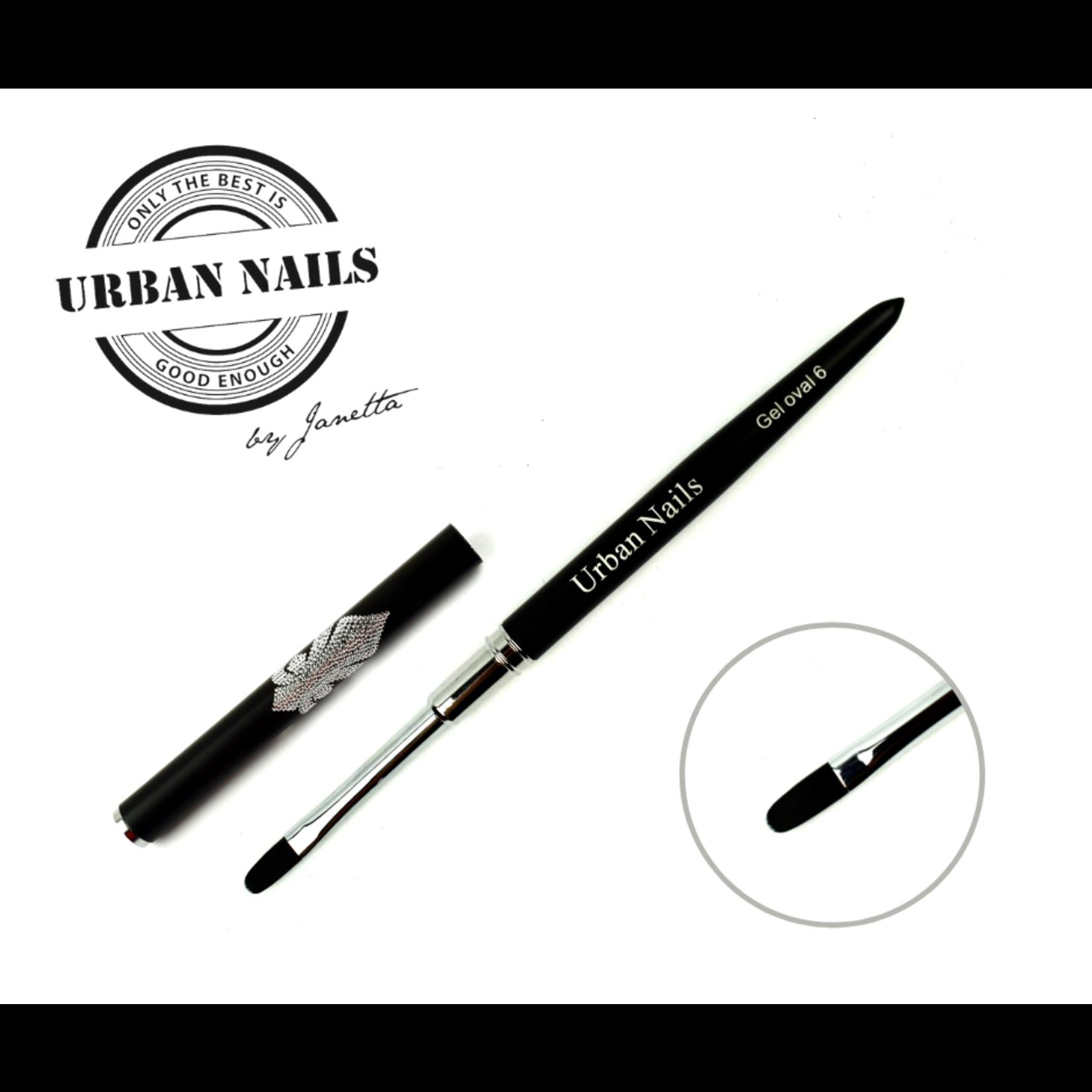 Urban Nails Ordinary Line Gel Oval 6