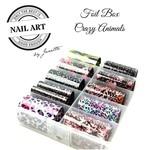 Urban Nails Foil Box Crazy animals