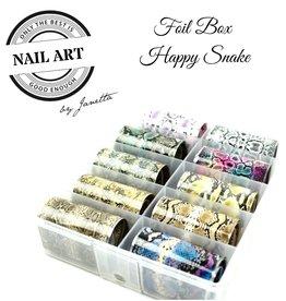 Urban Nails Happy Snake Foliebox