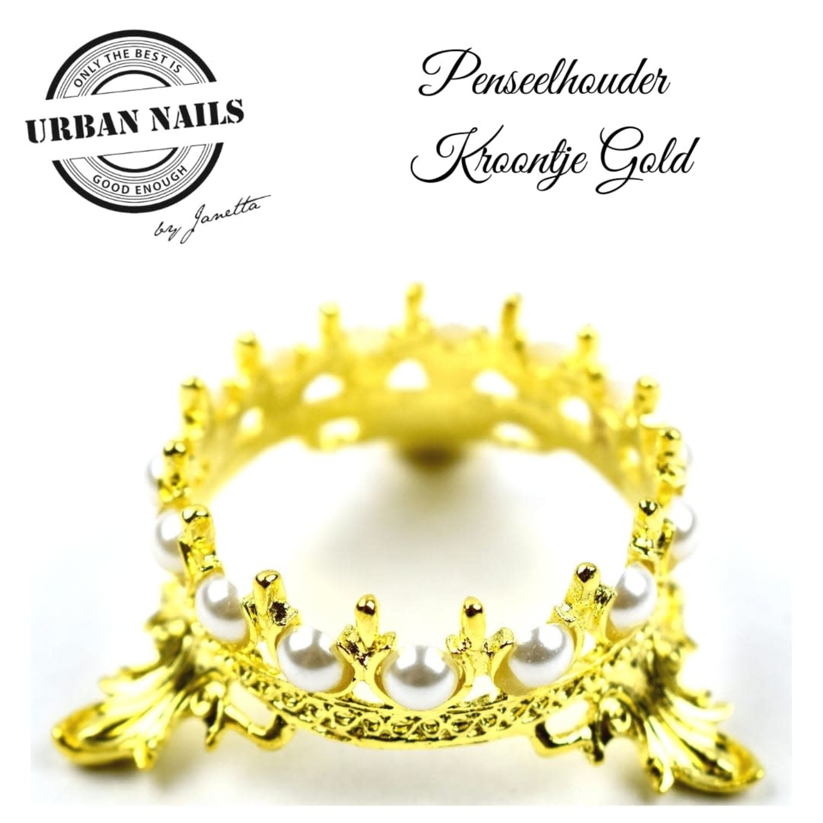Urban Nails Kroontje Gold