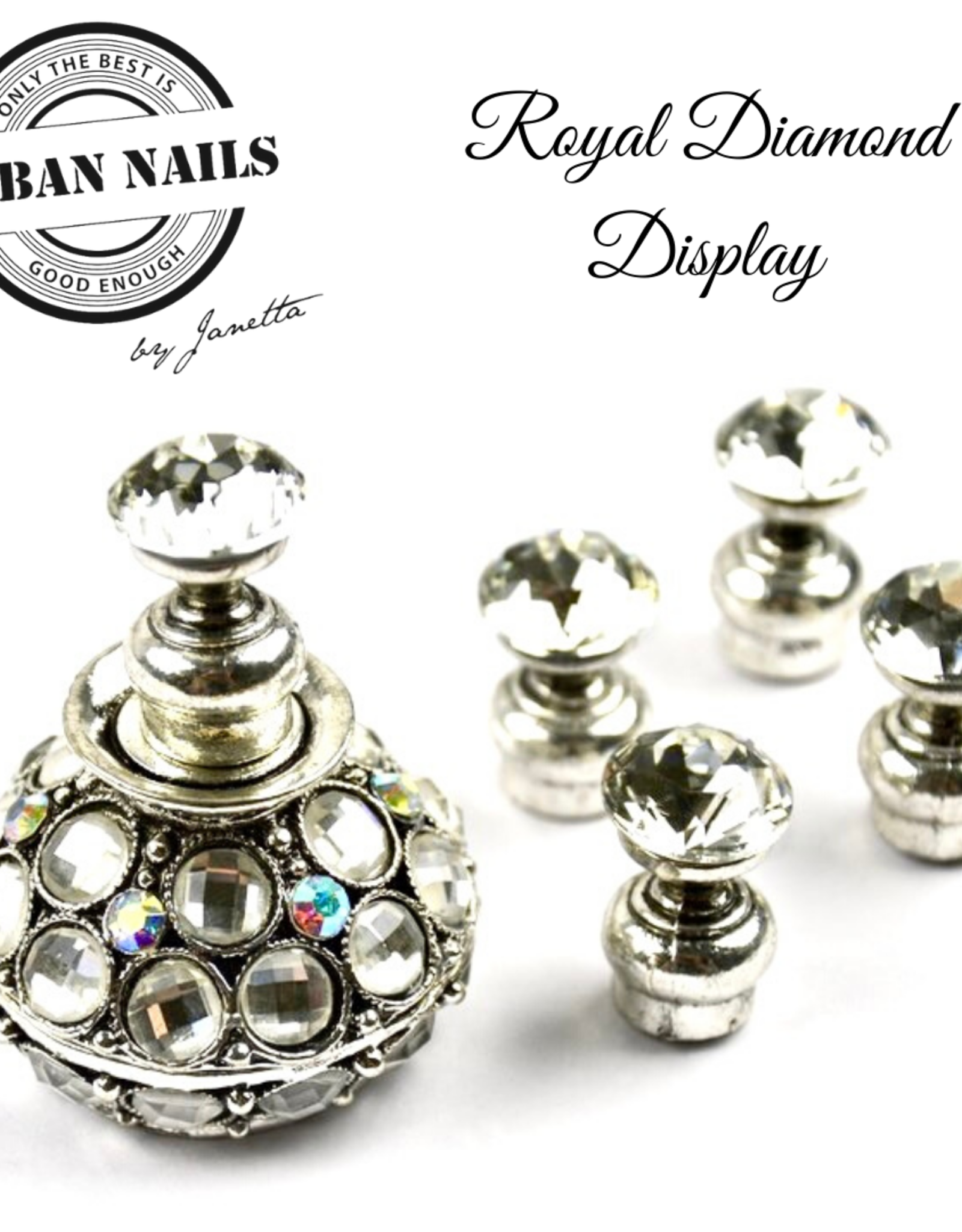 Urban Nails Diamant Tiphouder