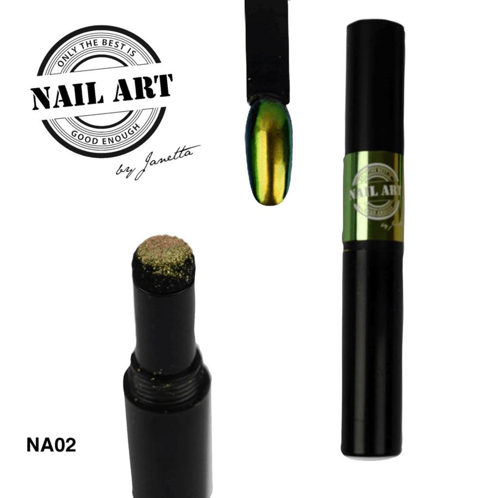 Urban Nails Chrome pen 02