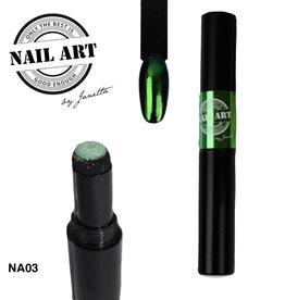 Urban Nails Chrome pen 03