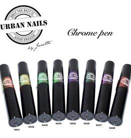 Urban Nails Chrome pen 04