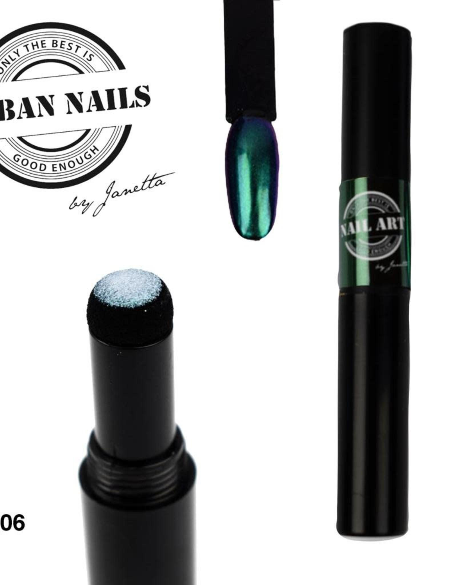 Urban Nails Chrome pen 06