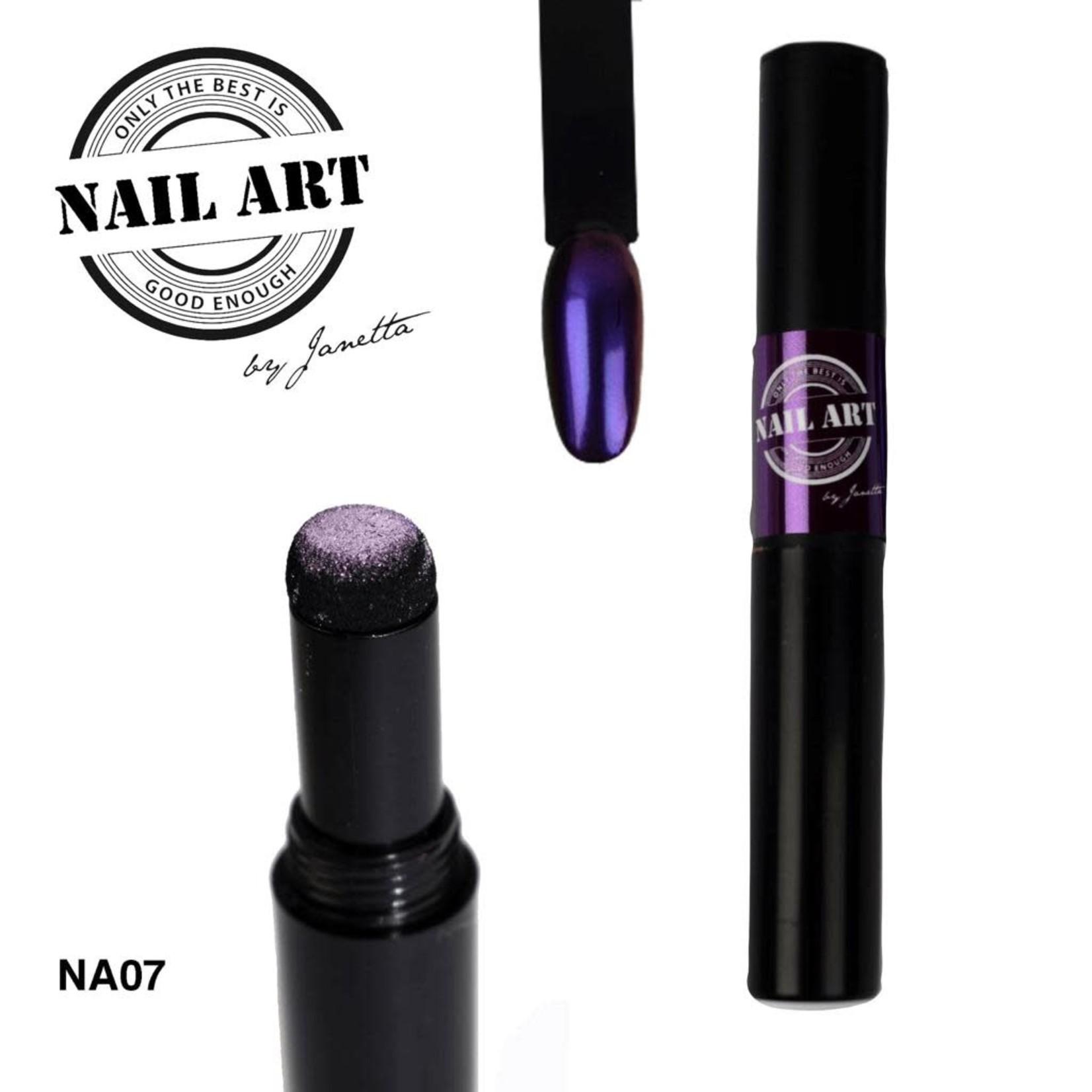 Urban Nails Chrome pen 07