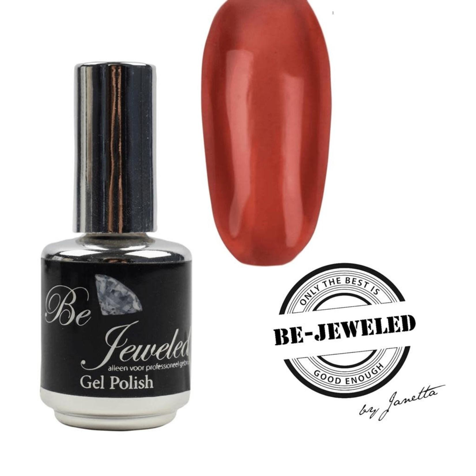 Urban Nails Be Jeweled Gelpolish Glass 01 Bordeaux