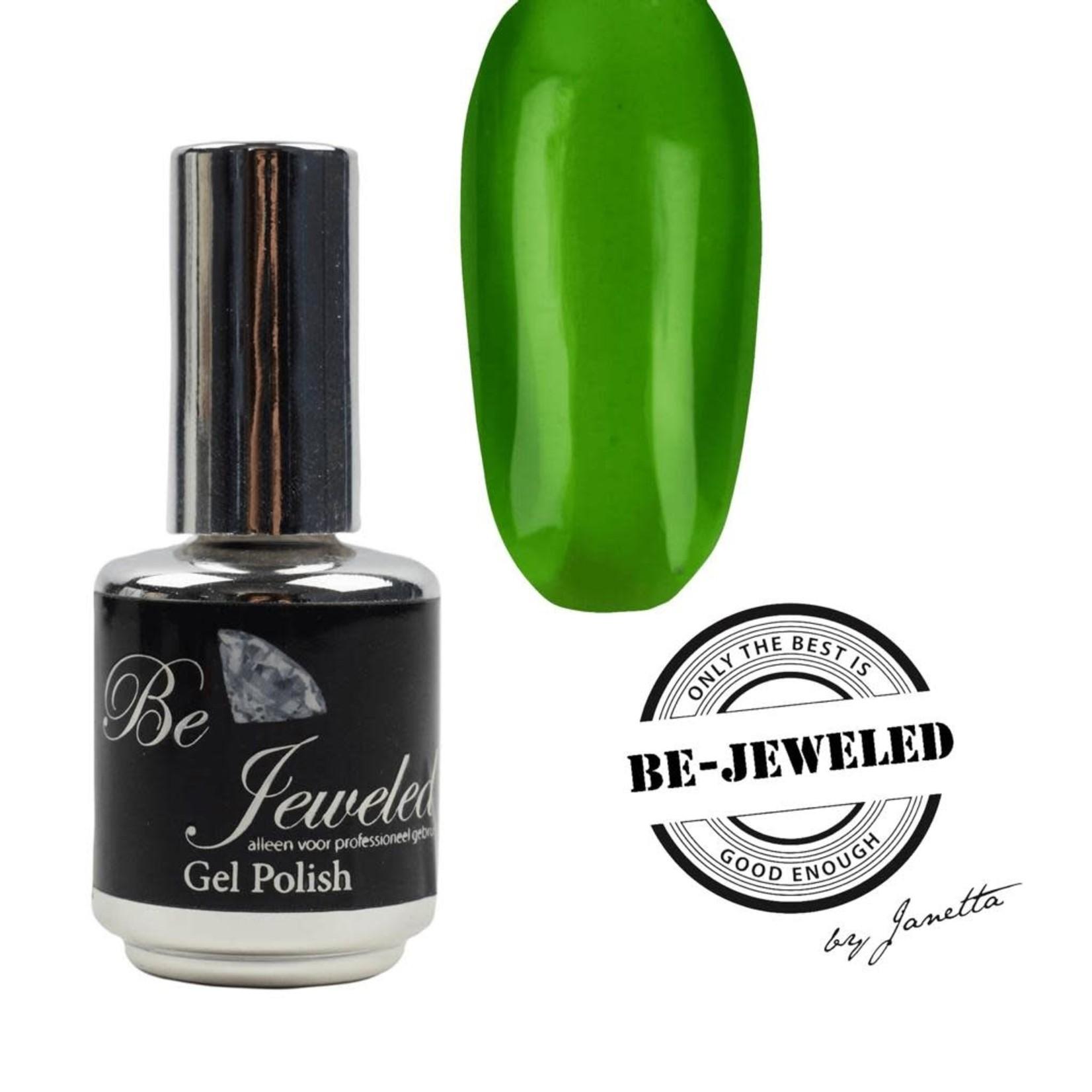 Urban Nails Be Jeweled Glass Gelpolish 06 Groen