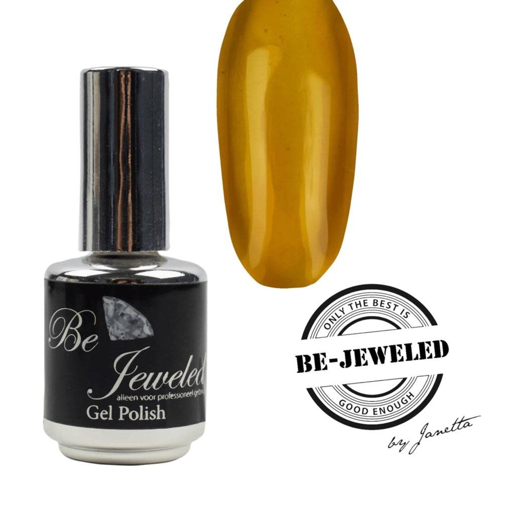 Urban Nails Be Jeweled Glass Gelpolish 07 Geel