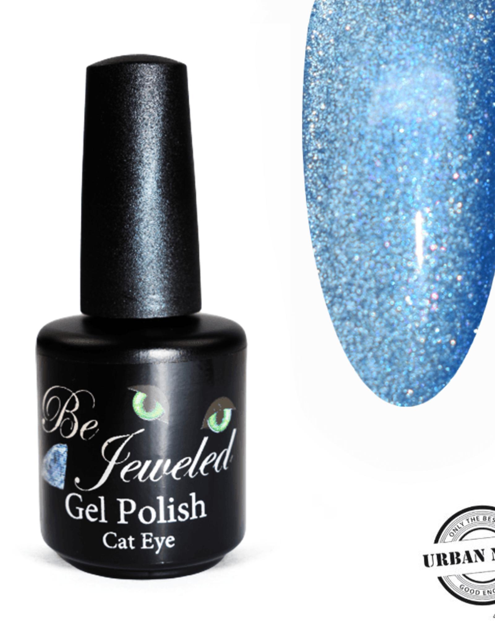 Urban Nails Be Jeweled Cateye Diamond 07
