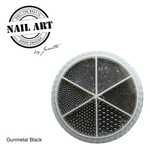 Urban Nails Wheel Caviar Gunmetal Black