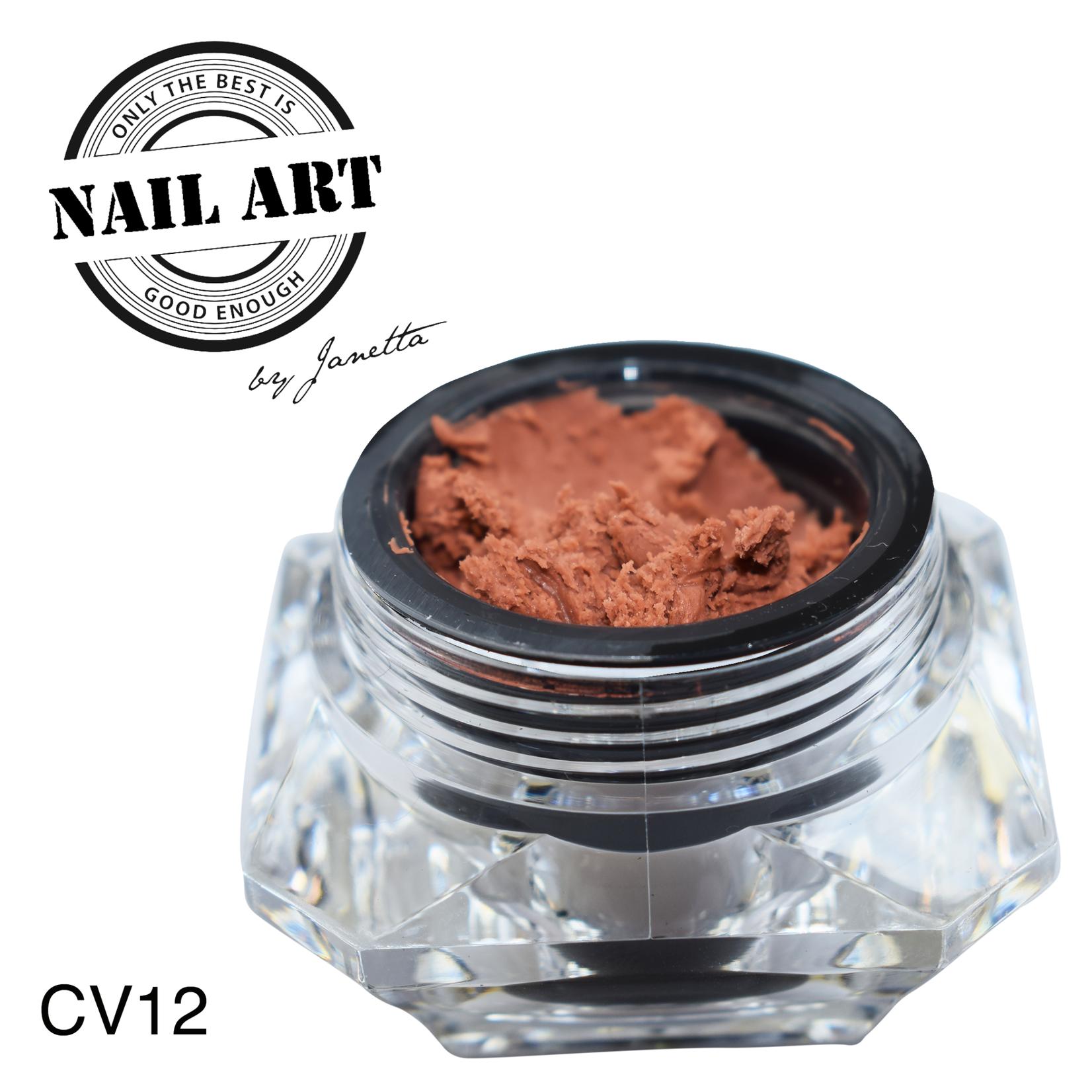 Urban Nails Carving Gel 12 Bruin