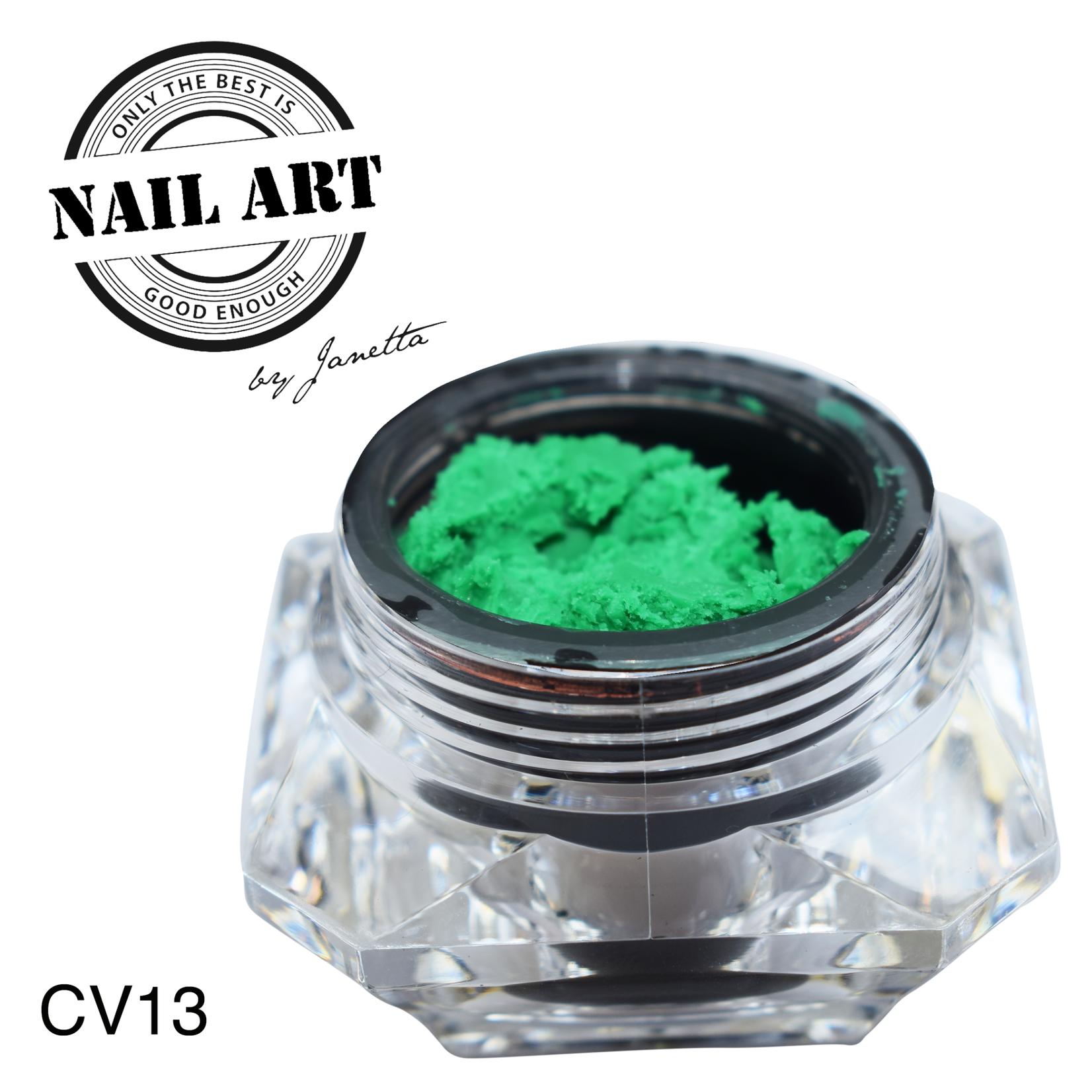 Urban Nails Carving Gel 13 Groen