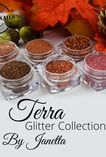 Urban Nails Glitter Collection Terra Cota