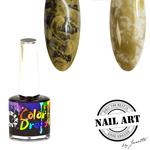 Urban Nails Color Drops 017 Geel Goud
