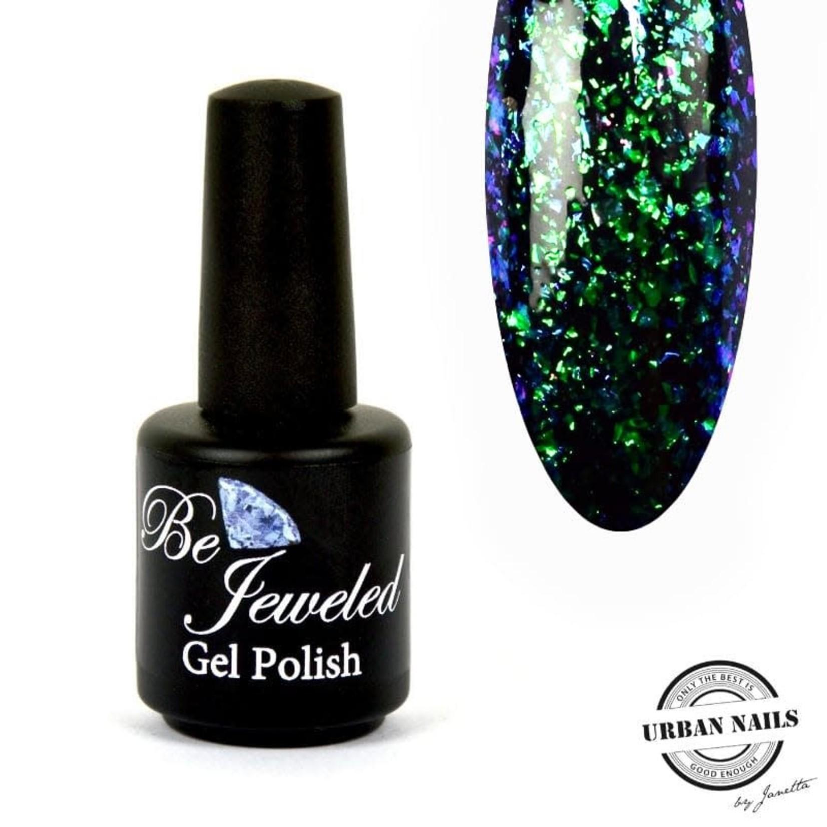 Urban Nails Glitter top gel 1