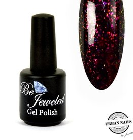 Urban Nails Glitter top gel 4