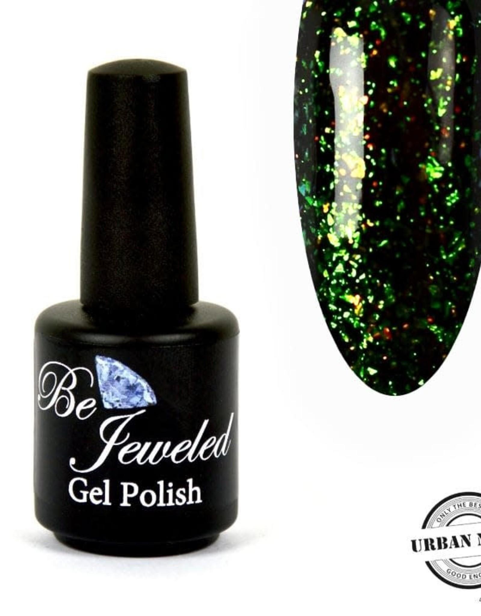 Urban Nails Glitter top gel 5