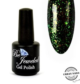Urban Nails Glitter top gel 5