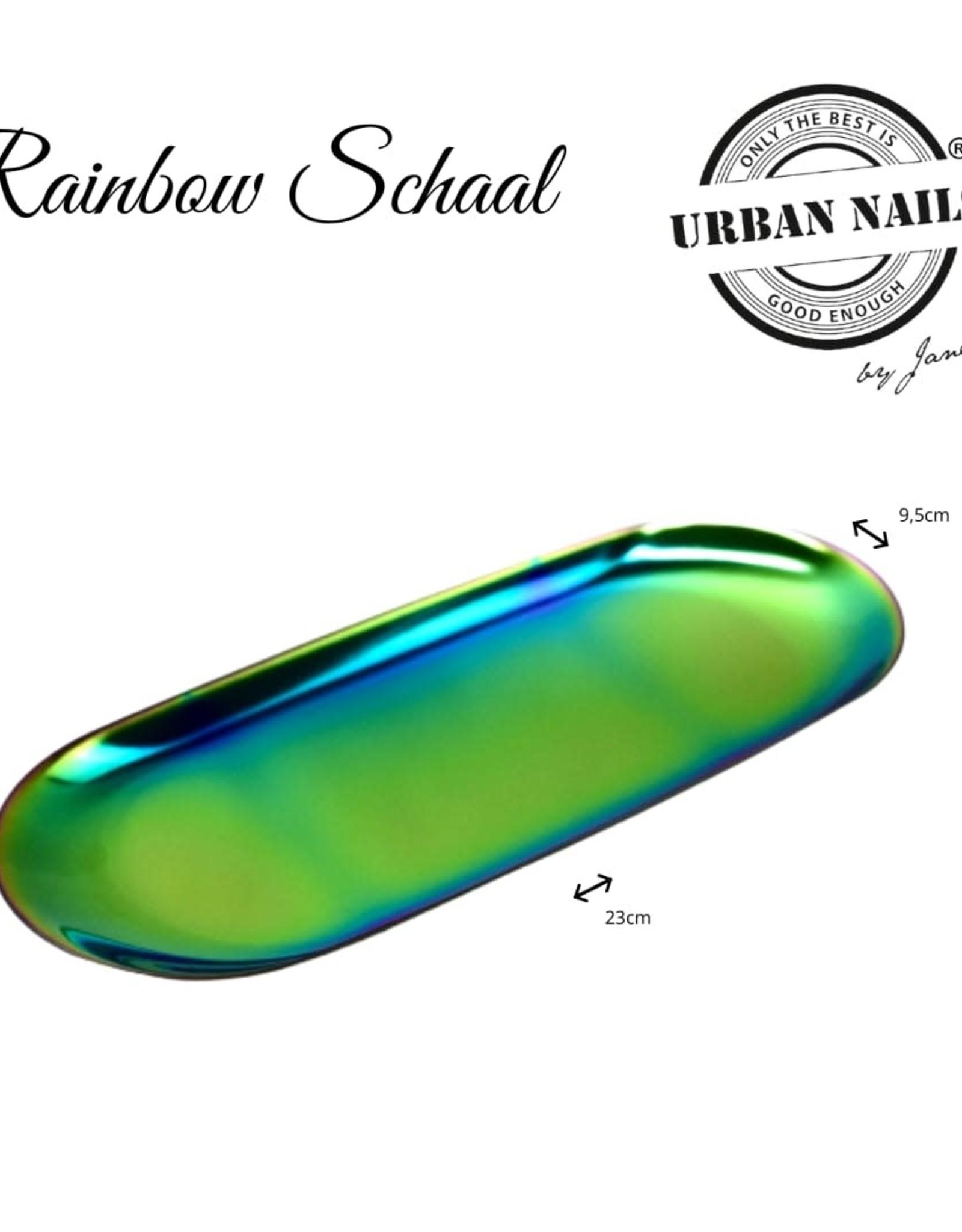 Urban Nails Rainbow Schaal