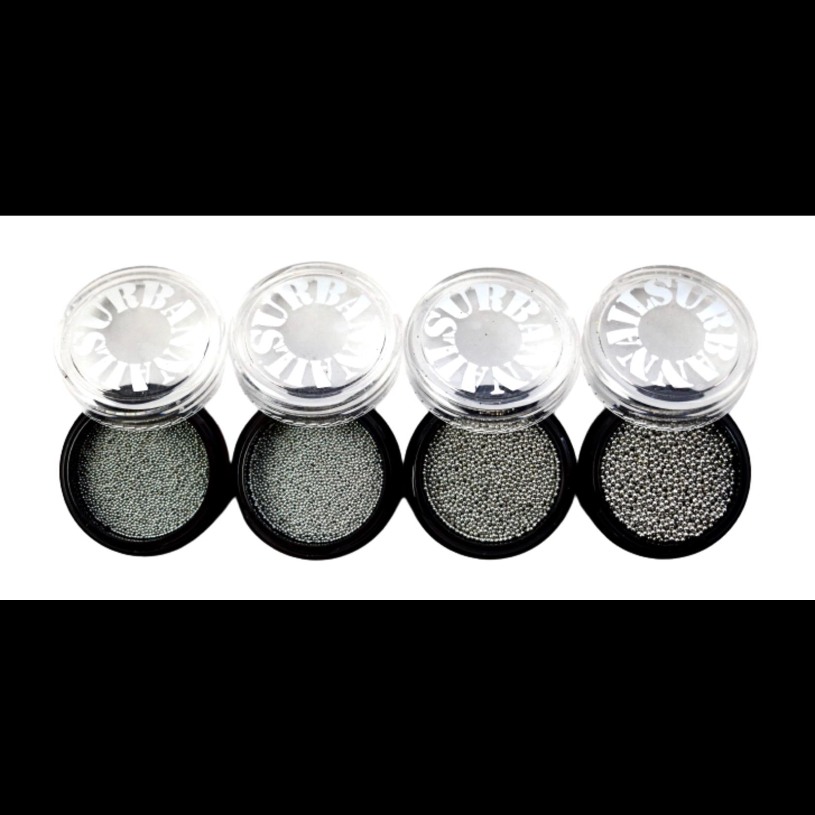 Urban Nails Caviar Beads Chrome 0.4