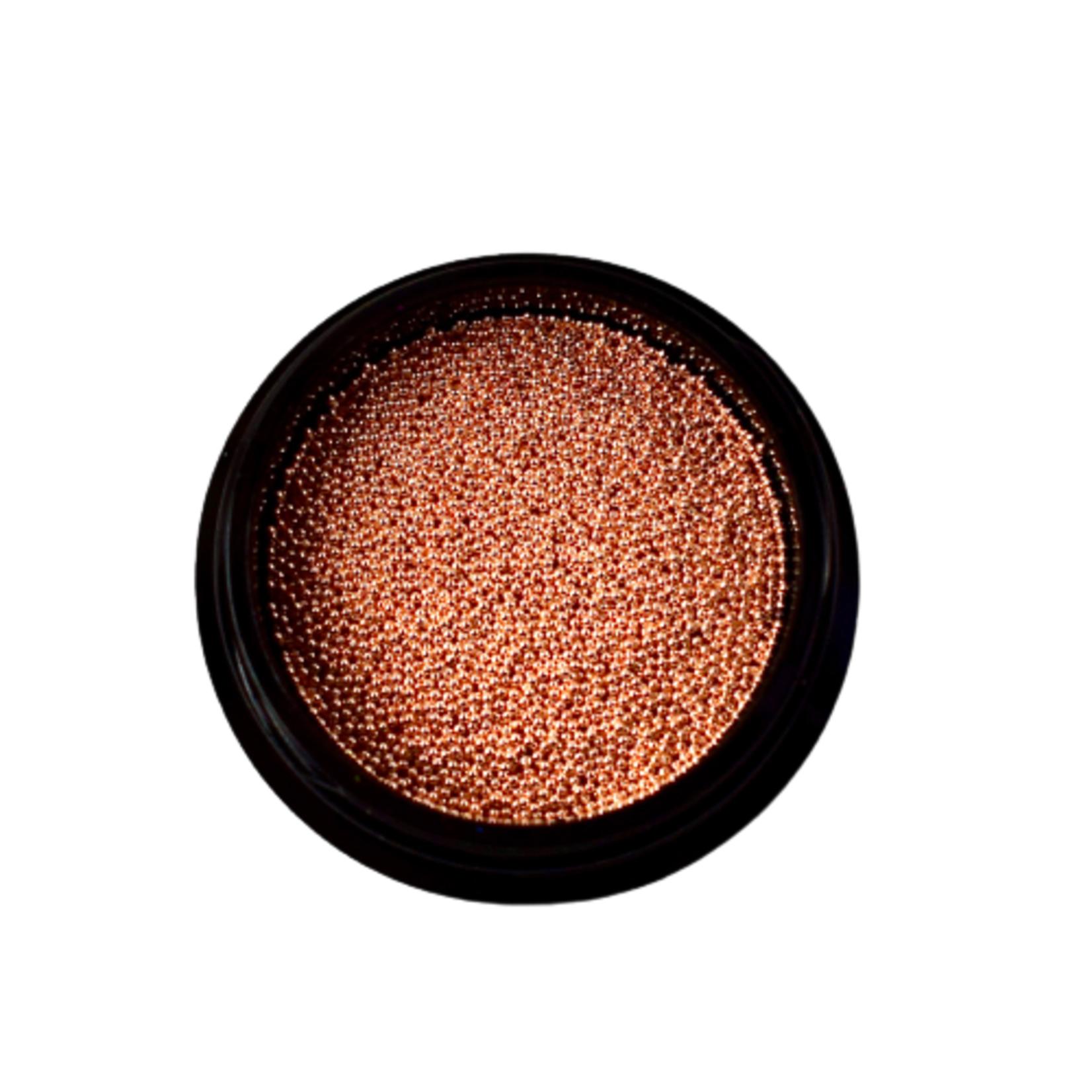 Urban Nails Caviar Beads Rose gold 0.4