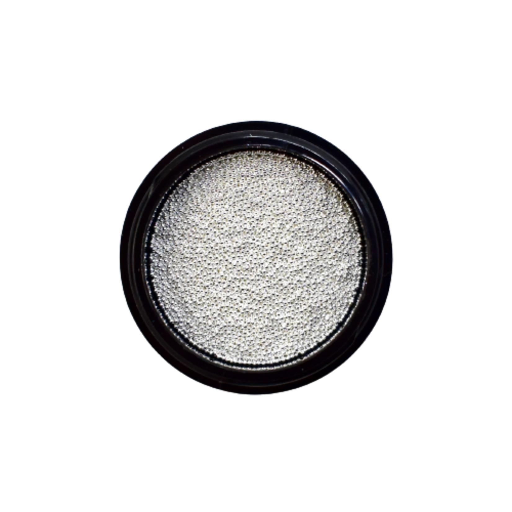 Urban Nails Caviar Beads Silver 0.4