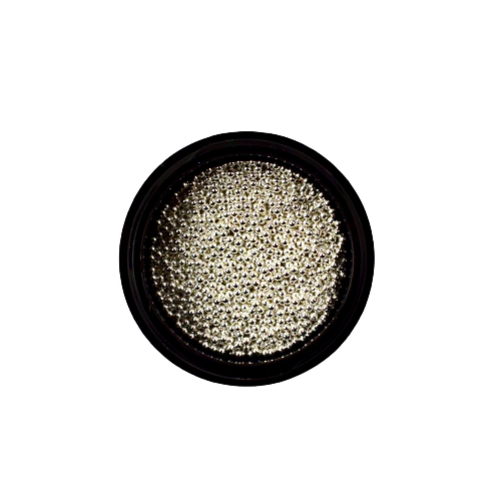 Urban Nails Caviar Beads Silver 1.0