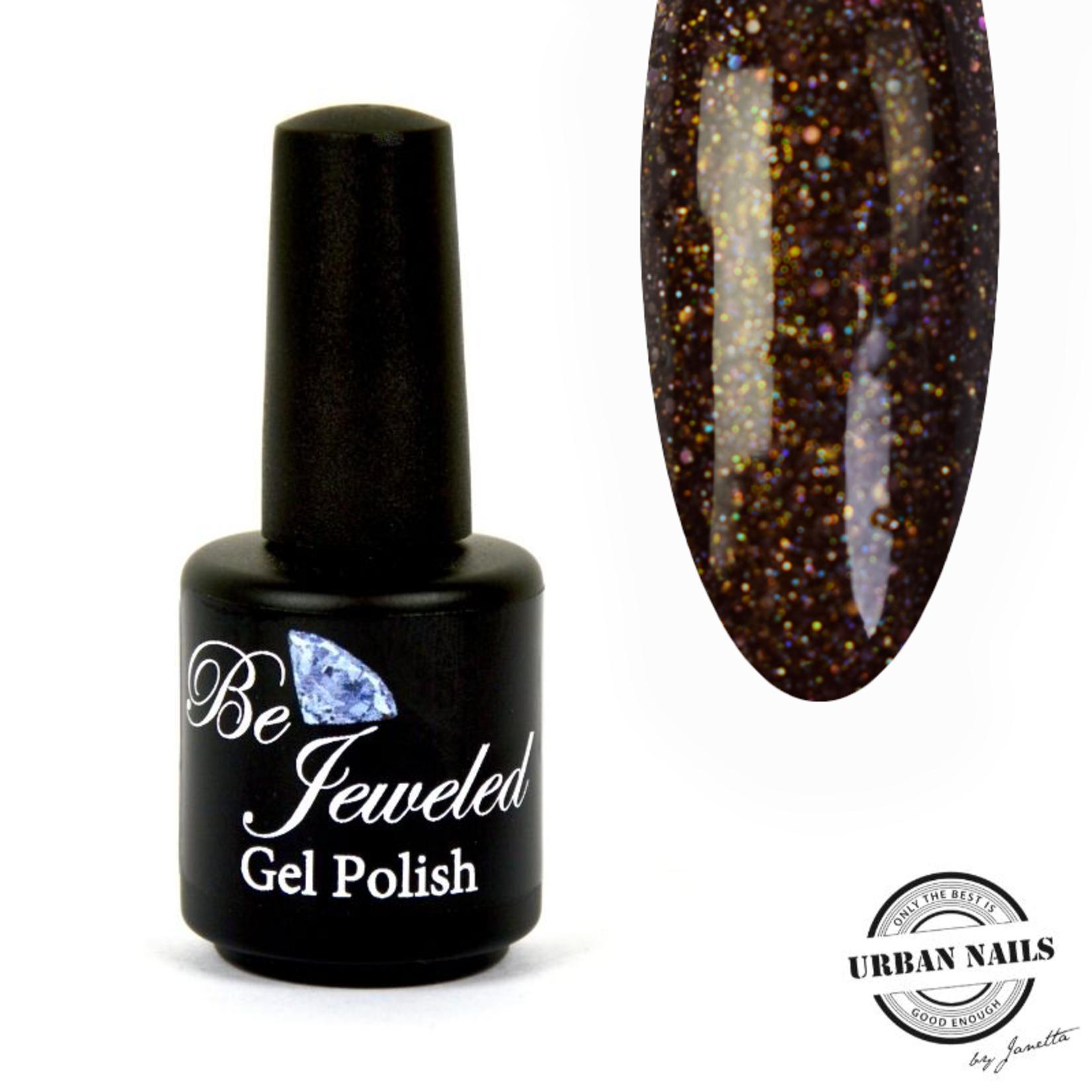Urban Nails Be Jeweled Gelpolish 97 Bruin Glitter