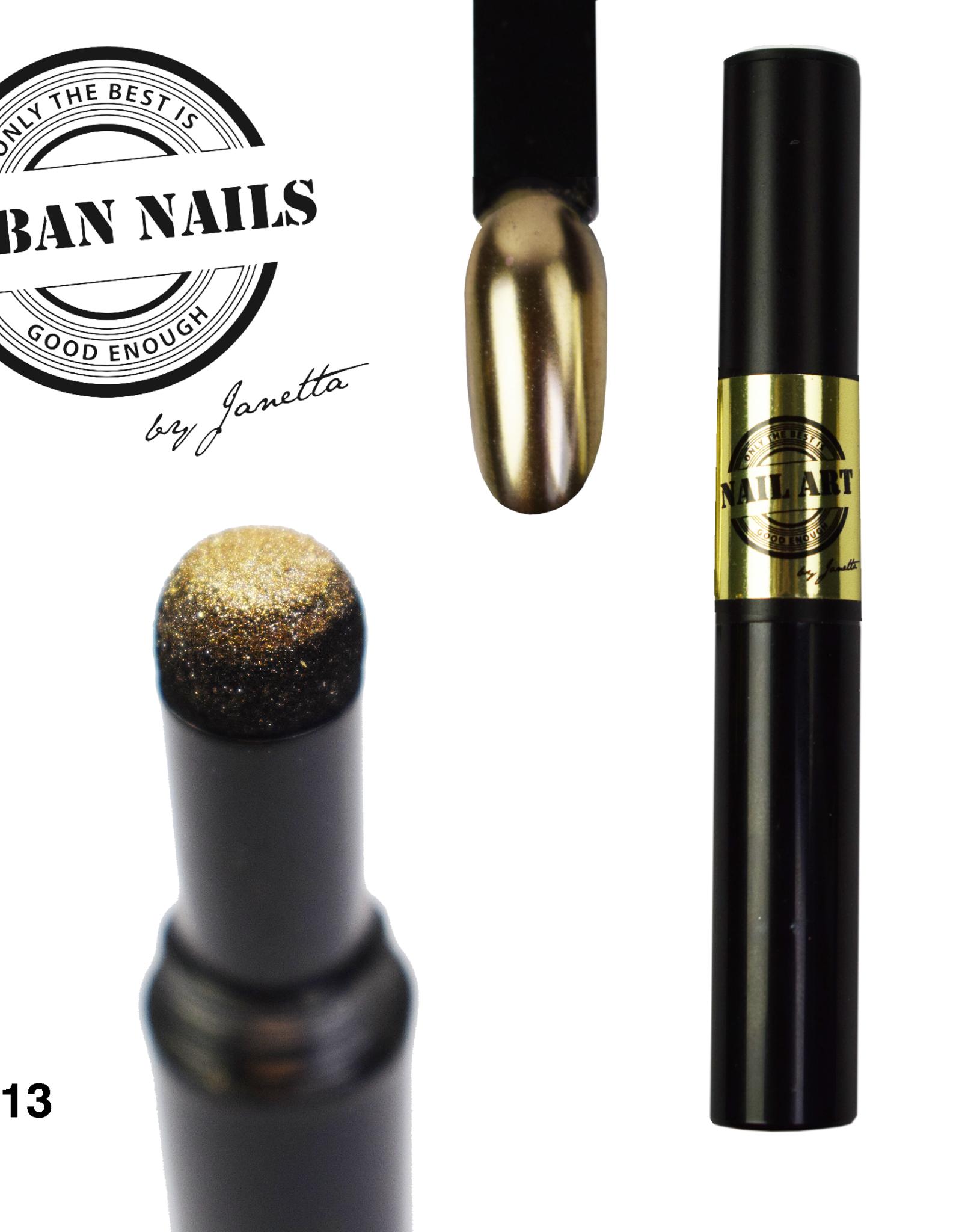 Urban Nails Chrome pen 13