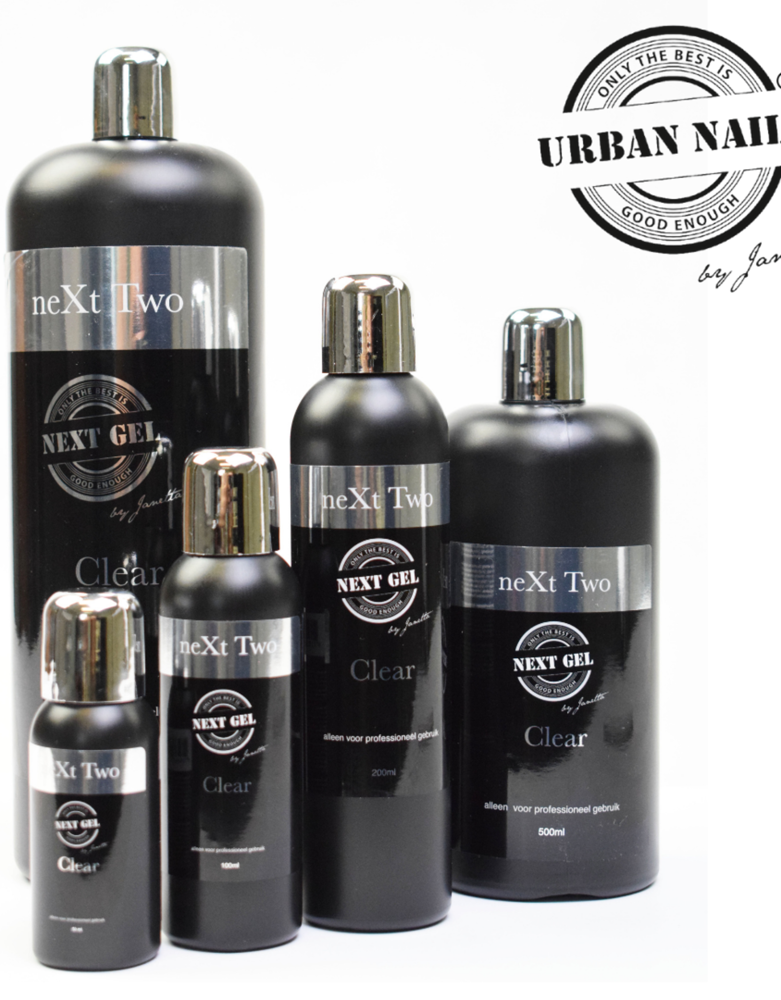 Urban Nails Next Two Liquid