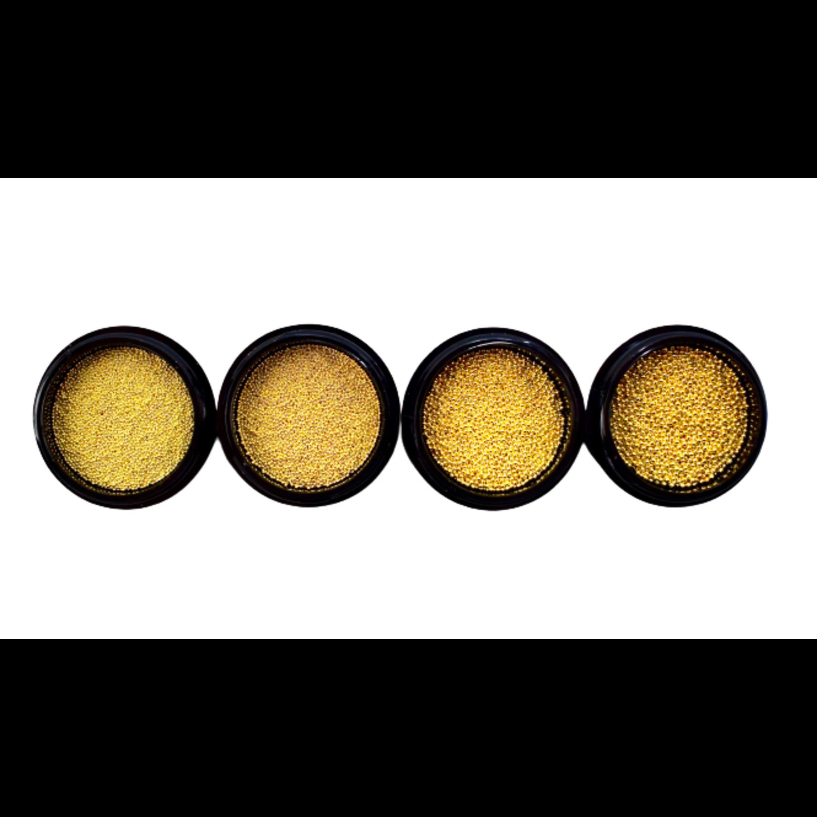 Urban Nails Caviar Beads Gold 0.4