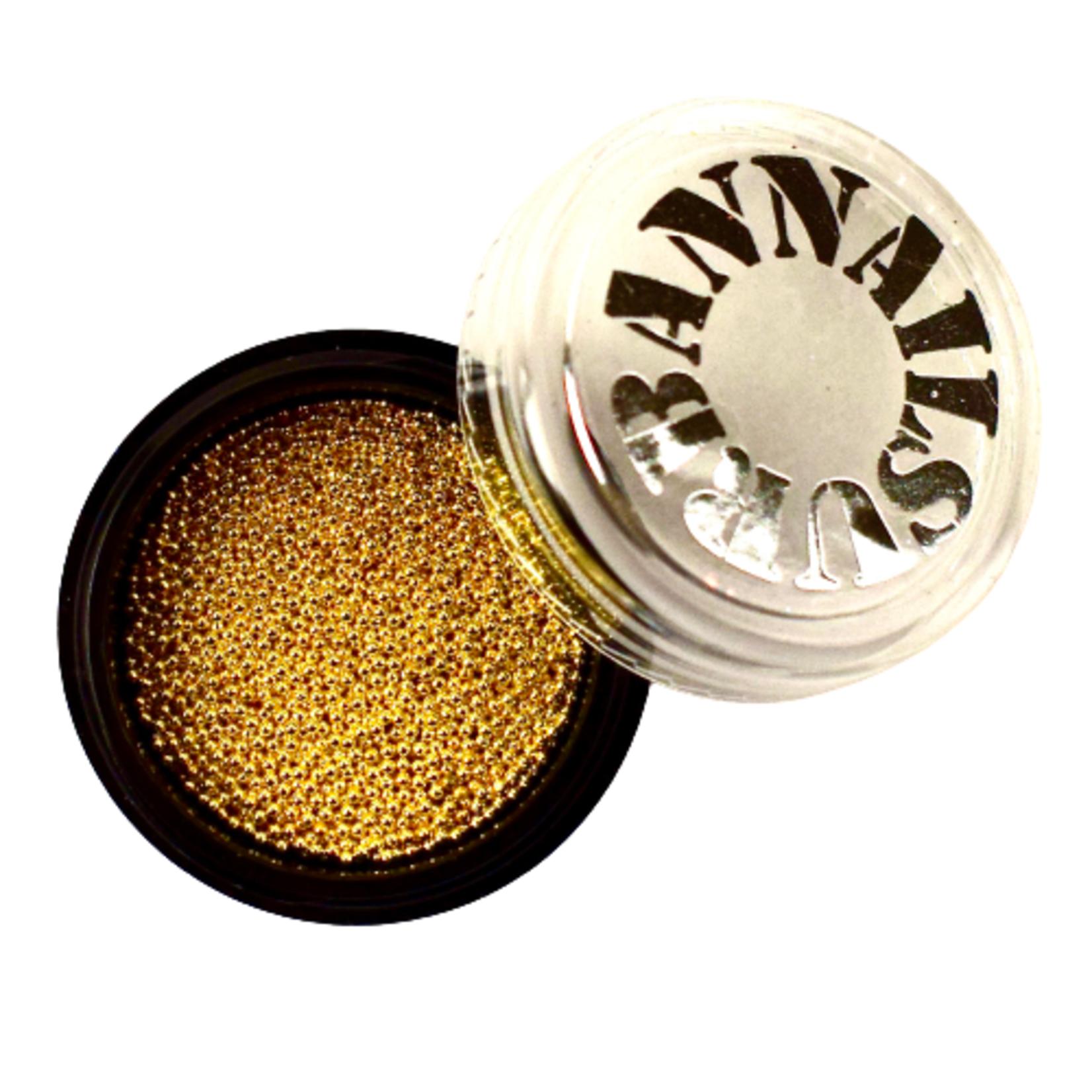 Urban Nails Caviar Beads Gold 0.8