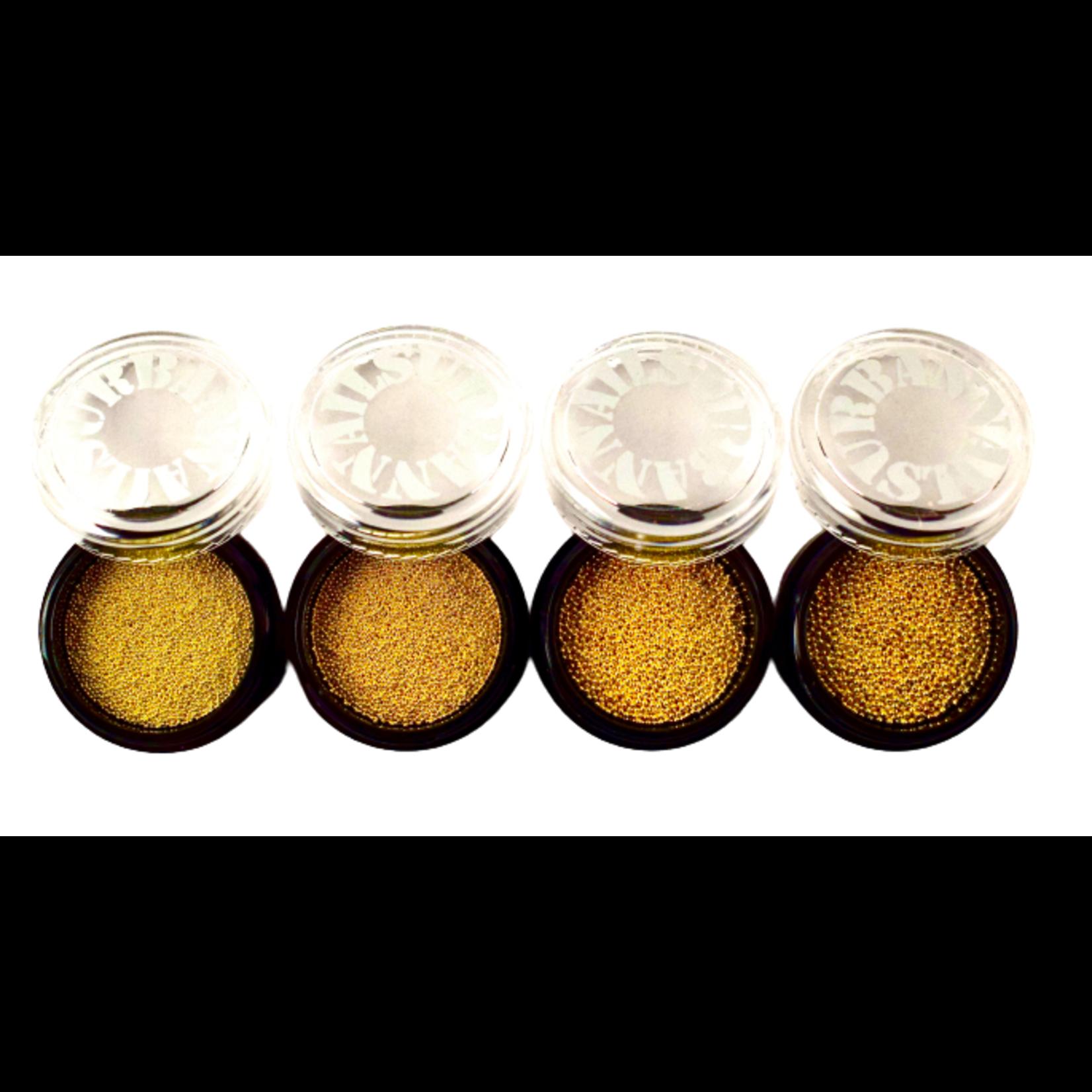 Urban Nails Caviar Beads Gold 1.0