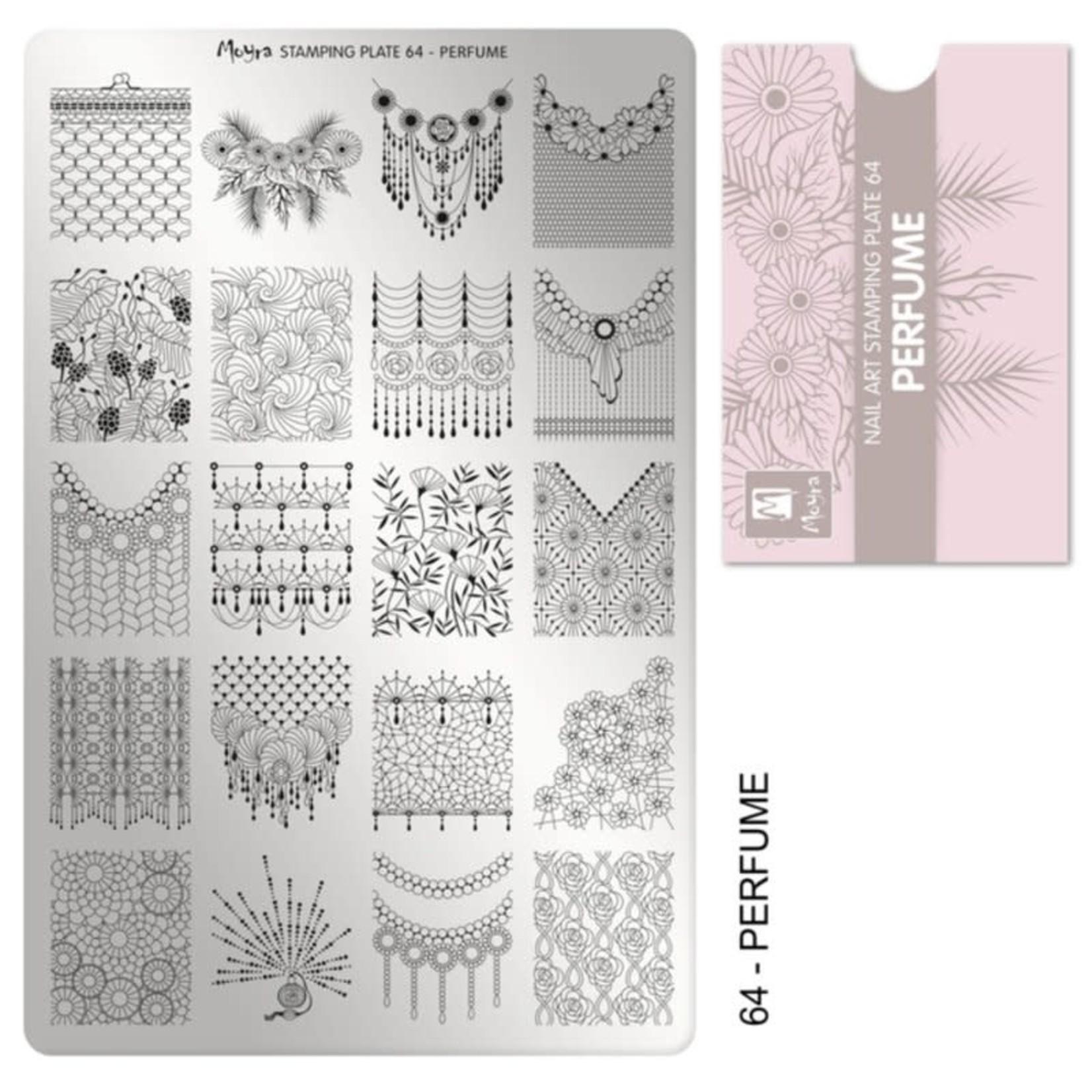 Moyra Moyra Stamping plate 64 Perfume