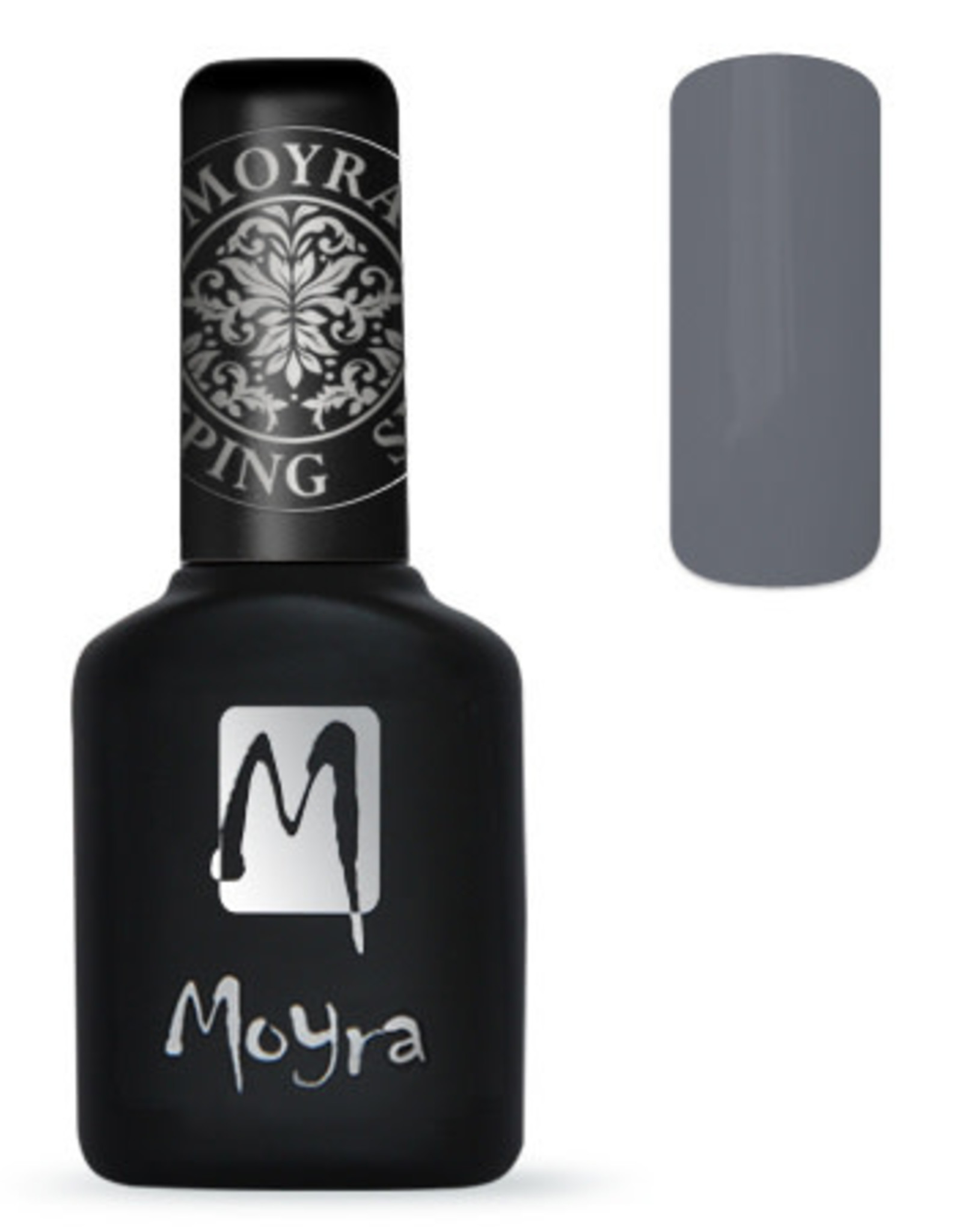 Moyra Foil polish for stamping FP04 Grey