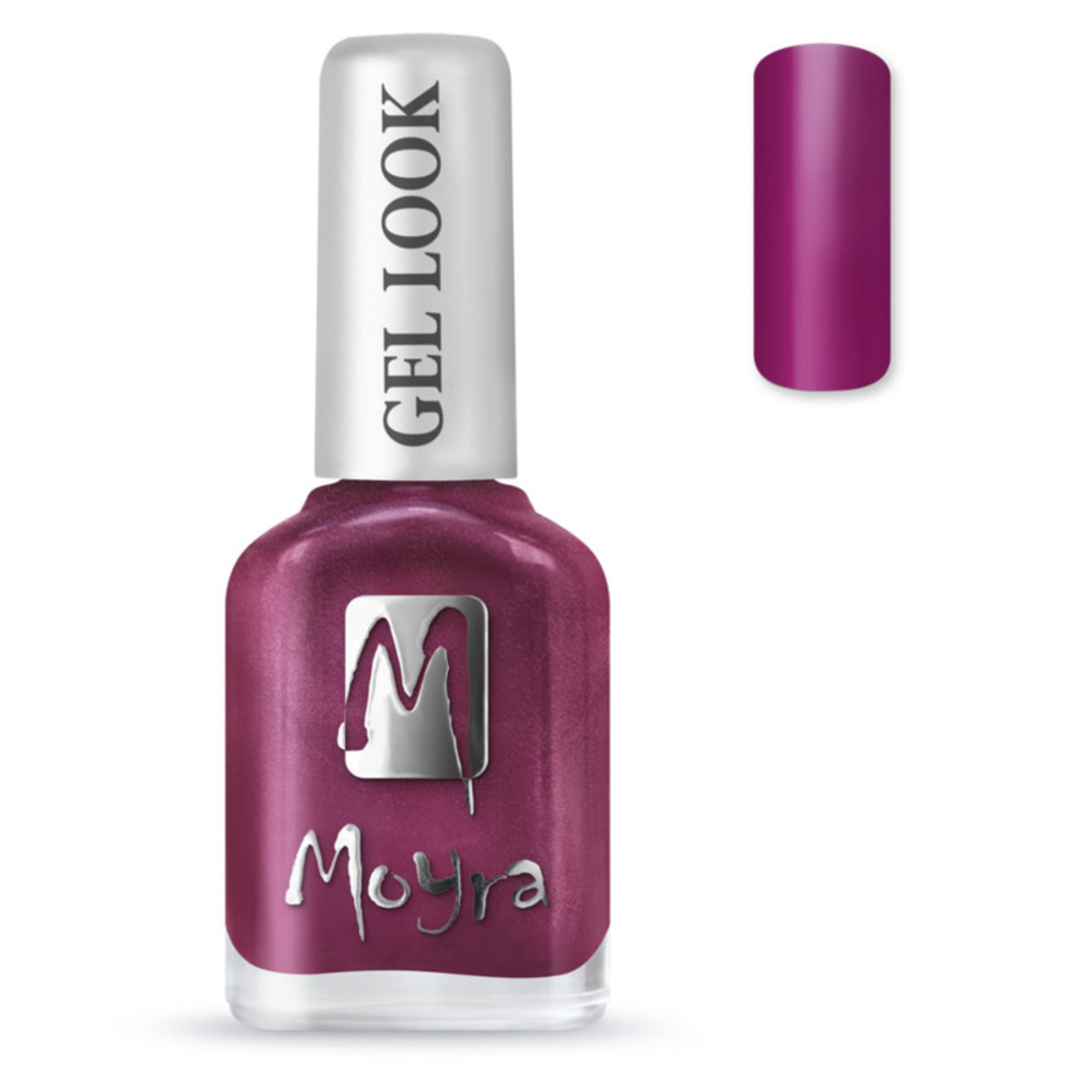 Moyra Moyra Gel Look nail polish 1004 Agathe