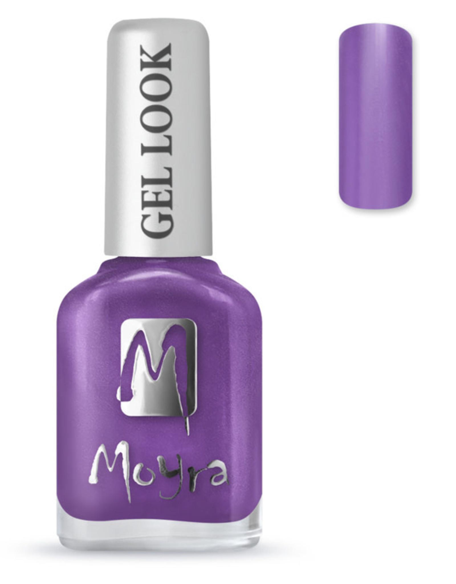 Moyra Moyra Gel Look nail polish 1008 Camelia