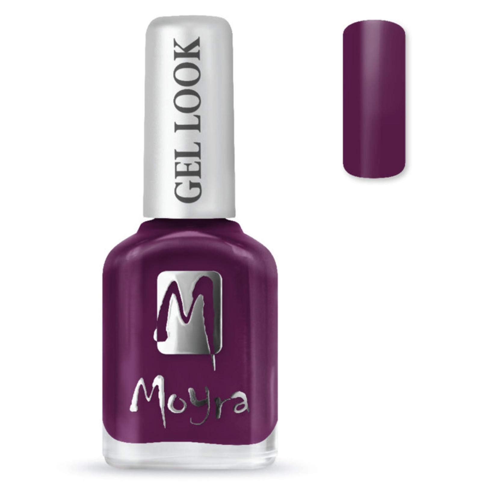 Moyra Moyra Gel Look nail polish 911 Chloé