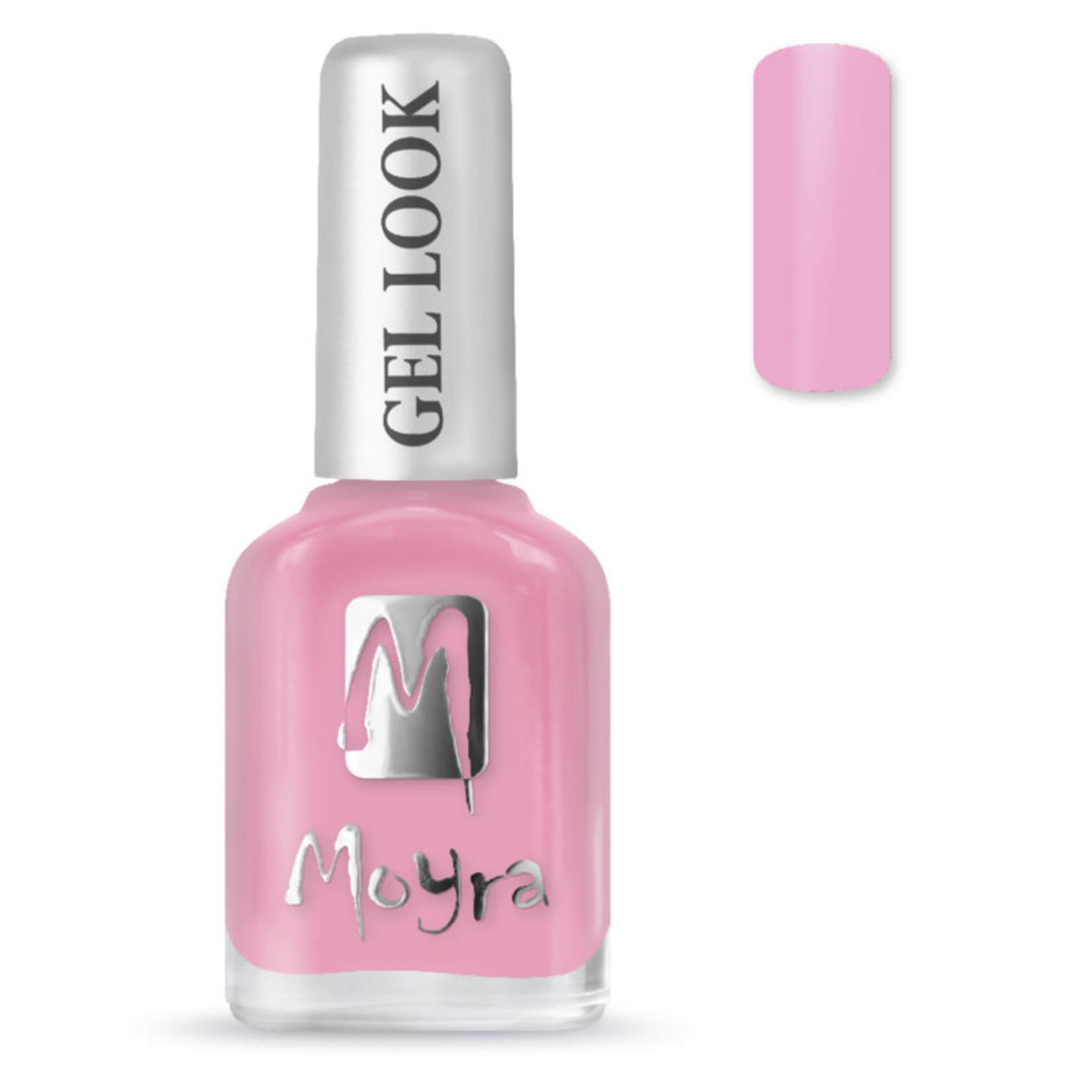 Moyra Moyra Gel Look nail polish 957 Rosette