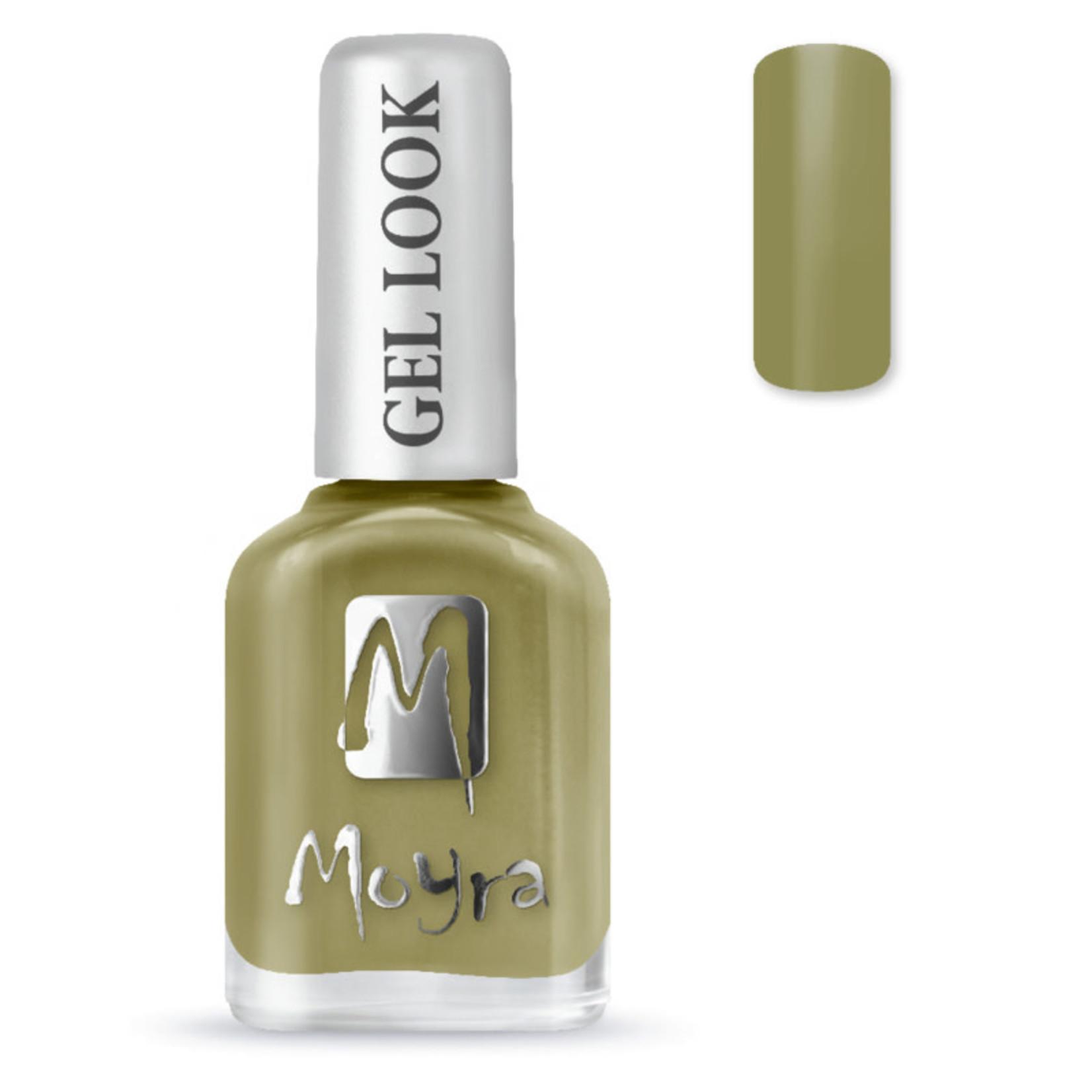 Moyra Moyra Gel Look nail polish 977 Jade