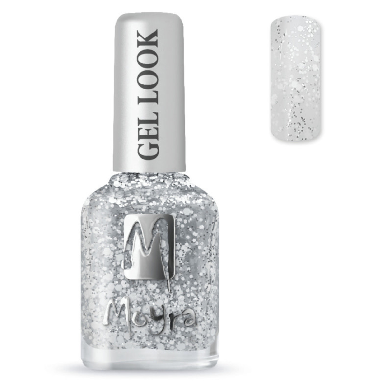 Moyra Moyra Gel Look nail polish 998 Élise