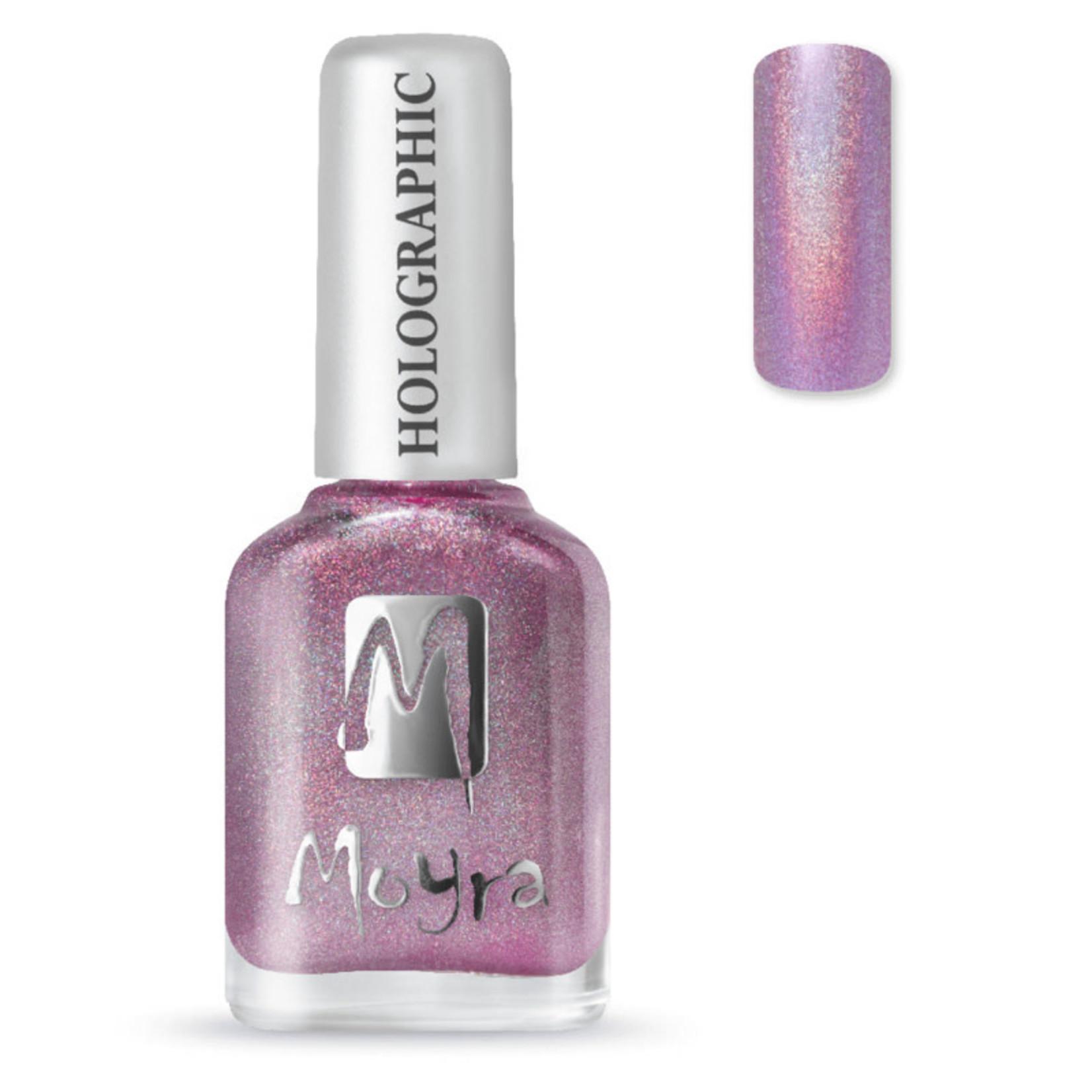 Moyra Moyra Holographic effect nail polish 255 Gravity