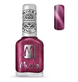 Moyra Moyra Stamping nail polish - Cat Eye SP32 Magnetic Red