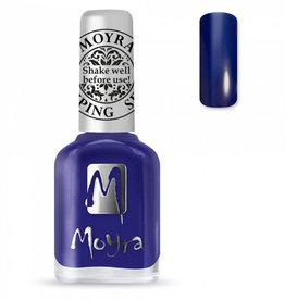 Moyra Moyra Stamping nail polish SP 05 Blue