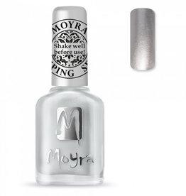 Moyra Moyra Stamping nail polish SP 08 Silver
