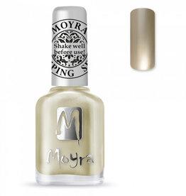 Moyra Moyra Stamping nail polish SP 09 Gold